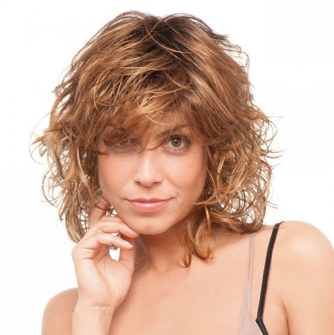 Cat - Ellen Wille Hairpower Perücke - Farbe cognac rooted