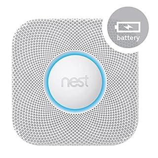 Nest Protect S2003BW Smoke & Carbon Monoxide Alarm (B00XEUG7FK) | Amazon price tracker / tracking, Amazon price history charts, Amazon price watches, Amazon price drop alerts