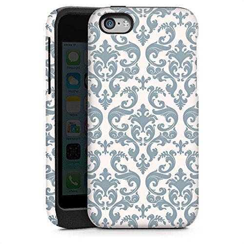 Apple iPhone 4 Housse Étui Silicone Coque Protection Rétro Motif Motif Cas Tough brillant