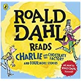 The Roald Dahl Audio Collection: Includes Charlie and the Chocolate Factory, James & the Giant Peach, Fantastic M r. Fox, The Enormous Crocodile & The ... the Enormous Crocodile & the Magic Finger
