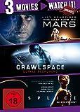 Last Days on Mars / Crawlspace / Splice [3 DVDs]