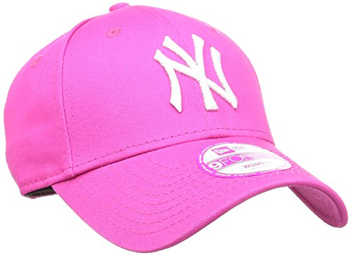 New Era Unisex Cap 940 Women Fashion Essentional, Pink/White, One size, 11157578 (Verstellbare Pink Kappe Womens)