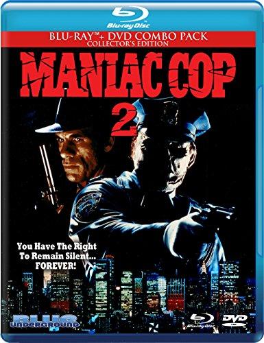 maniac cop 2 (blu-ray) ()