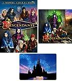 The Descendants Cameron Boyce: DVD Movies 1-2 with Original Volume 1 CD Soundtrack Disney Collection with Bonus Art Card