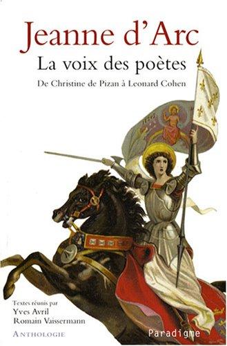 Jeanne d'Arc : La voix des potes, de Christine de Pizan  Leonard Cohen