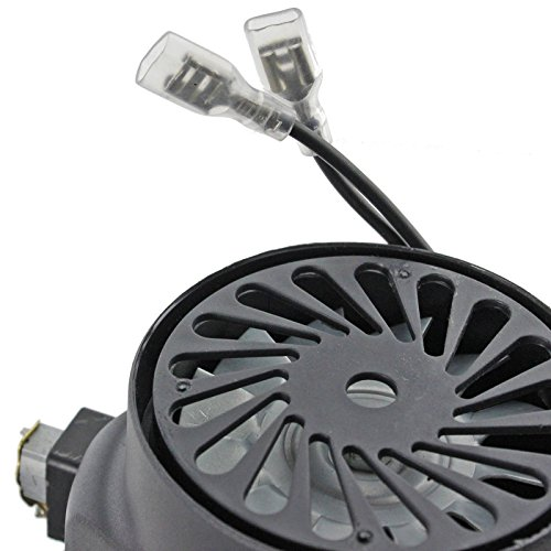 SPARES2GO 1200W Double 2 Stage Bypass Motor for Craftex Sabrina Santoemma Carpet Cleaners