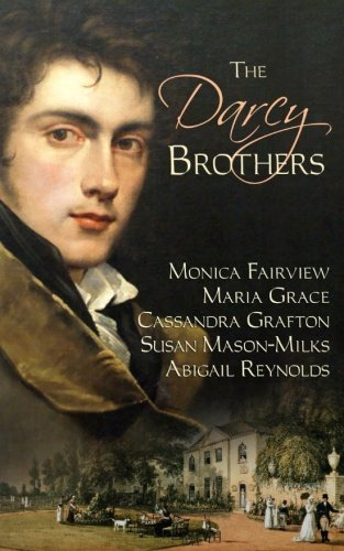 Portada del libro The Darcy Brothers by Abigail Reynolds (2015-01-30)