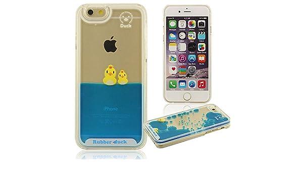 coque iphone 7 bleu canard