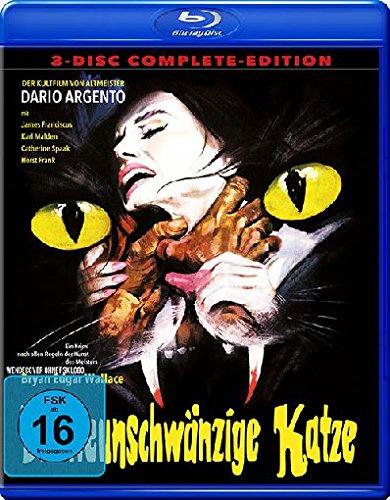 Die neunschwänzige Katze – 3-Disc Complete Edition [Blu-ray]