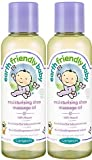 (2 Pack) - Earth Friendly Baby - Shea Butter Massage Oil | 125ml | 2 PACK BUNDLE