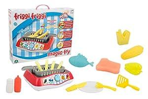 Giochi Preziosi - Magic Food Friggi Friggi Playset Gioco in Cucina