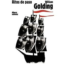 Ritos de paso (El Libro De Bolsillo - Bibliotecas De Autor - Biblioteca Golding) Premio Booker 1980