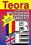Teora Romanian-English Dictionary
