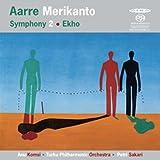 Symphony No. 2 - Ekho for Soprano & Orchestra