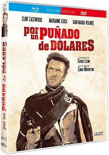 Por un puñado de dólares [Blu-ray]