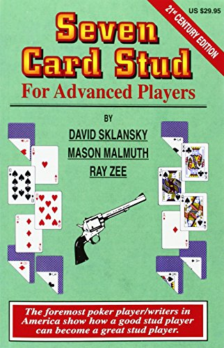 Seven Card Stud: For Advanced Players (Advance Player)
