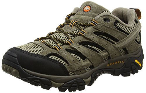 Merrell Men's Moab 2 Vent Low Rise Hiking Boots, Brown (Pecan), 11.5 UK