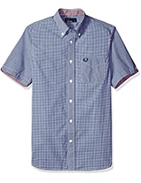 Fred Perry Men's Classic Gingham Shirt