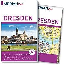MERIAN live! Reiseführer Dresden: Mit Extra-Karte zum Herausnehmen