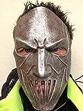 Slipknot Estilo Mick Thompson Máscara De Látex Heavy Metal Banda...