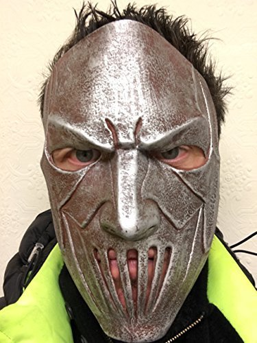 Mick Slipknot Maske (Latex Maske Slipknot Stil Mick Thompson Schwer Metall Gummiband Film FX Qualität Kostüm)