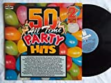 MUSICMAKERS 50 All Time Party Hits 2x vinyl LP