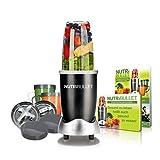 NutriBullet 11 550 600 12-Set Standmixer, Schwarz