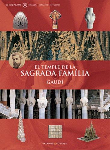 Dvd. El Temple de la Sagrada Familia: Gaudí: Antoni Gaudi