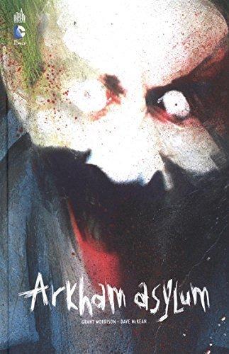 Batman : Arkham asylum (2014-06-13)
