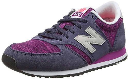 New Balance 420 Scarpe Running Donna, Multicolore (Purple/Pink 511) 37 EU