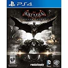 Wb Games - Batman Arkham Knight Ps4