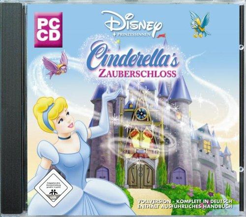 Disneys Prinzessinnen - Cinderellas Zauberschloß