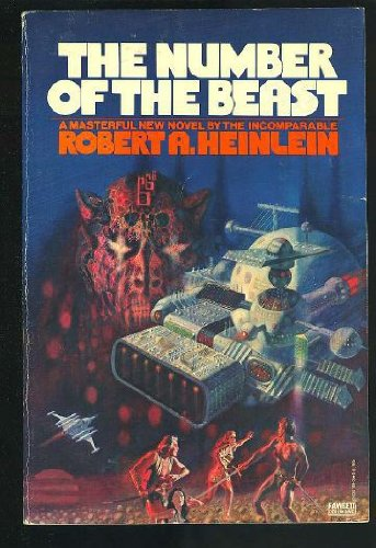 Number of the Beast par Robert A Heinlein