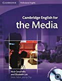 Cambridge English for the Media: Students Book + Audio-CD