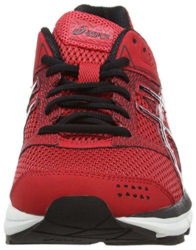 Asics Gel-Phoenix 7, Chaussures de Running Compétition Homme Rouge (racing Red/black/silver 2390)