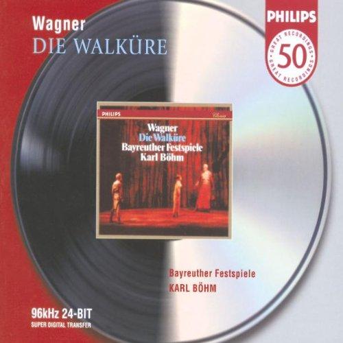 La Walkyrie - Festival de Bayreuth 1967 (coll. 50 ans Philips)