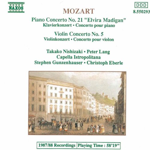 "Violin Concerto No. 5 in A major, K. 219, ""Turkish"": III. Tempo di Menuetto"