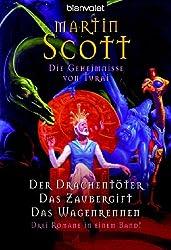 Der Drachentöter/Das Zaubergift/Das Wagenrennen. Die Geheimnisse von Turai 01 + 02 + 03