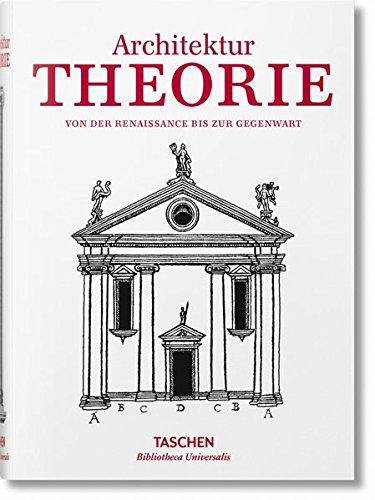 Architekturtheorie Buch-Cover