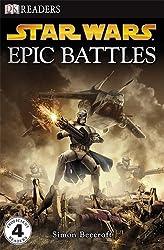 Star Wars Epic Battles (DK Readers Level 4) by Simon Beecroft (2008-03-03)