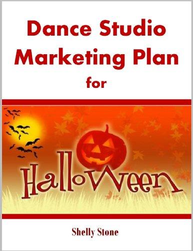 Dance Studio Marketing Plan for Halloween (English Edition)