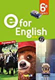 E for English 6e – Worbook by Virginie Bordat (2016-05-04)