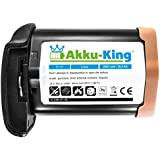 Akku-King Batterie compatible Canon LP-E4 Li-Ion - 2600mAh
