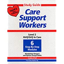 Study Guide for Care Support Workers: Level 2: NVQ/SVQ in Care