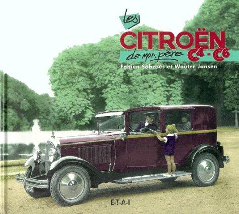 La Citroën C4-C6 de mon père