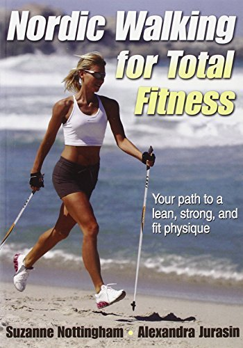 Nordic Walking for Total Fitness by Suzanne Nottingham (2009-12-10) por Suzanne Nottingham;Alexandra Jurasin
