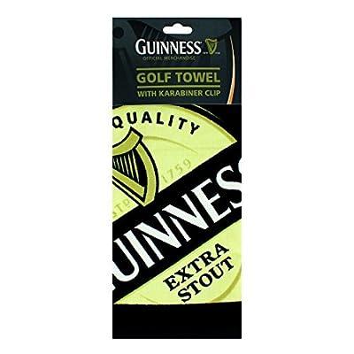 Guinness toalla de Golf
