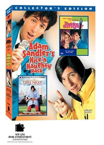 Price comparison product image Adam Sandler Nice & Naughty Gift [DVD] [1998] [Region 1] [US Import] [NTSC]