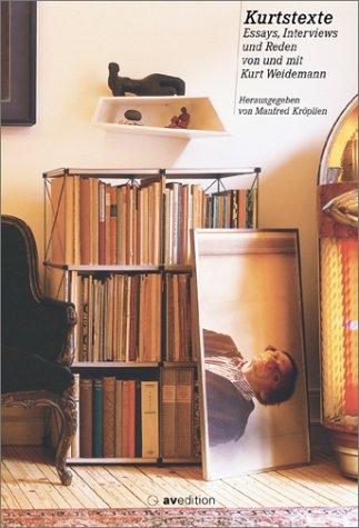 Kurtstexte Buch-Cover