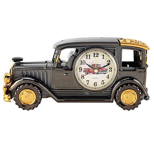 AUNMAS Reloj Despertador Multifuncional Reloj época